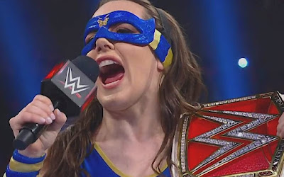 Nikki A.S.H WWE Charlotte Raw Womens Hurricane Helms SummerSlam