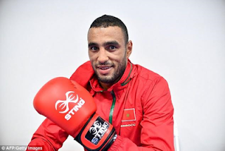 , Moroccan Boxer for Rio Olympics has been arrested for attempting to rape two ladies, Latest Nigeria News, Daily Devotionals & Celebrity Gossips - Chidispalace