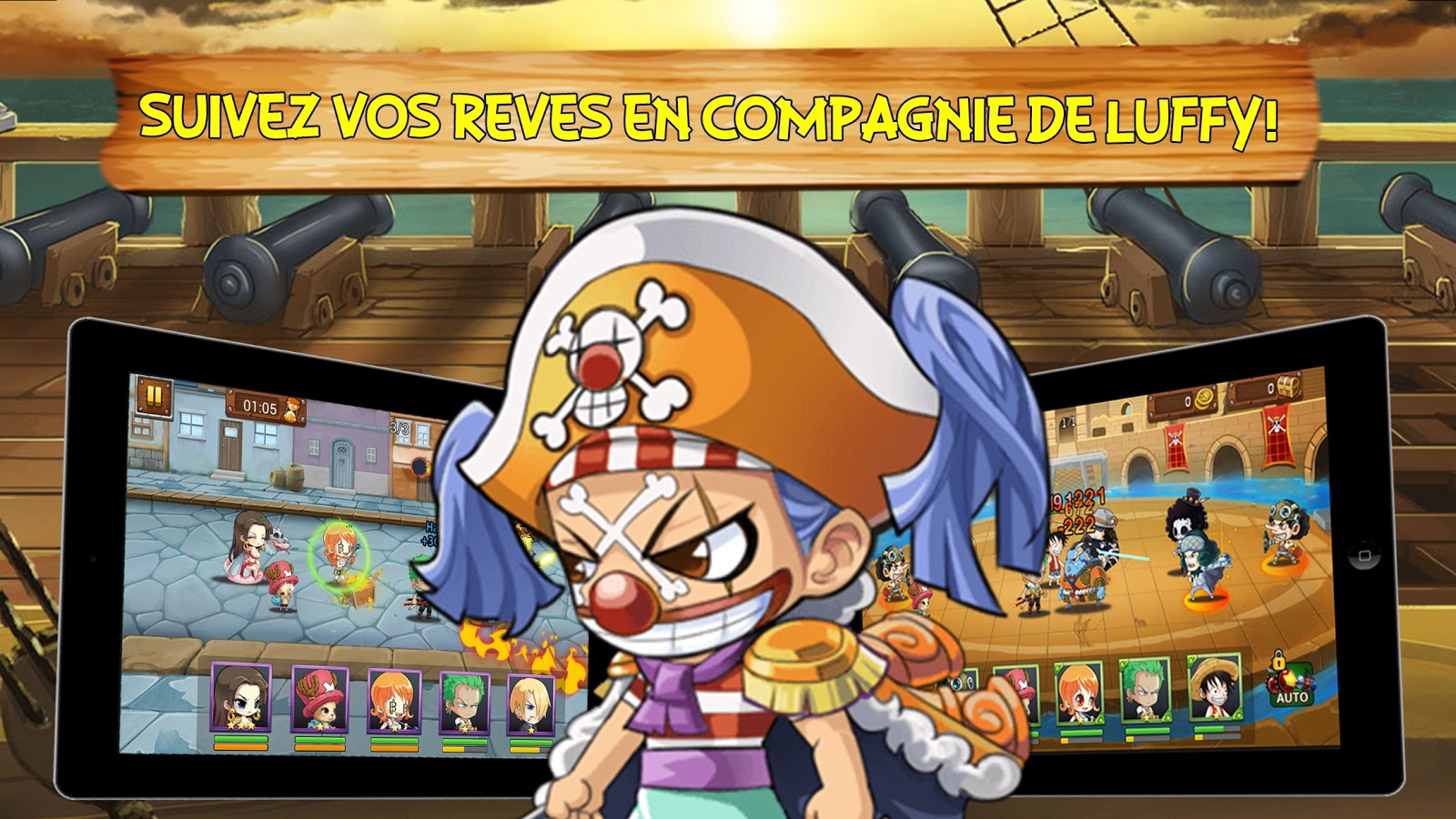 Free One Piece Strong World D Anime Game Android And Ios