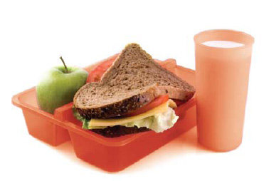 Afbeeldingsresultaat voor afbeelding lunchpakket
