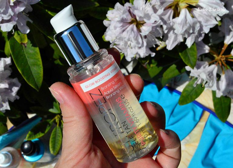 Kosmetyki St.Tropez - Bronzing Face Serum Samoopalacz do twarzy
