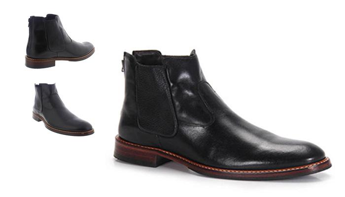 Chelsea boots preta