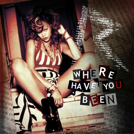 Best Music Downloads And Trending News Rihanna S New Single Where Have You Been Hq Download Link Below