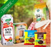 Logo Concorso ''Giugno 2020 Santiveri Bio'' : vinci gratis 5 pacchi di prodotti da picnic