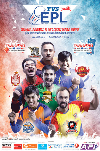 Live | Everest Premier League Twenty 20 Cricket Tournament