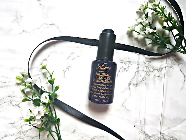 Kiehl's Midnight Recovery Concentrate Review