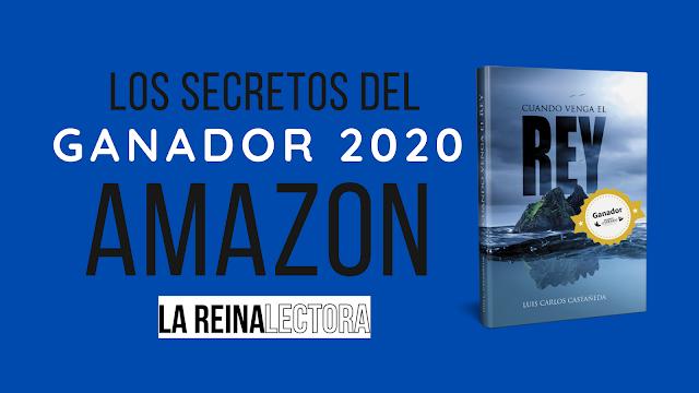 Luis Carlos Castañeda ganador Amazon