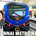 Chennai Metro Rail Recruitment 2019-40000 Salary Jobs