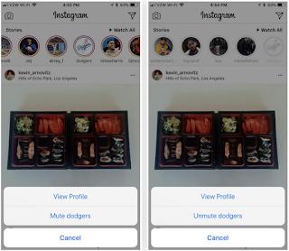 Begini Cara Matikan Story dari Merek & Followed Hashtags di instagram