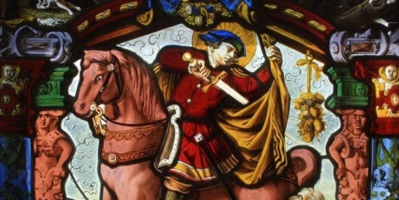 Santo Martinus dari Tours (11 November)