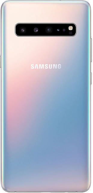 Samsung Galaxy S10 5G Crown Silver