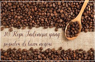 jenis jenis kopi terbaik indonesia
