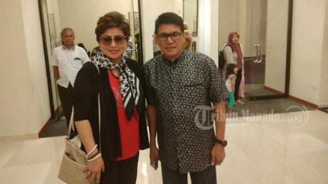 Maya Rumantir Terpilih Menjadi Anggota DPD, Bangga Tak Berpolitik Uang, Sentil Pendidikan di Sulut