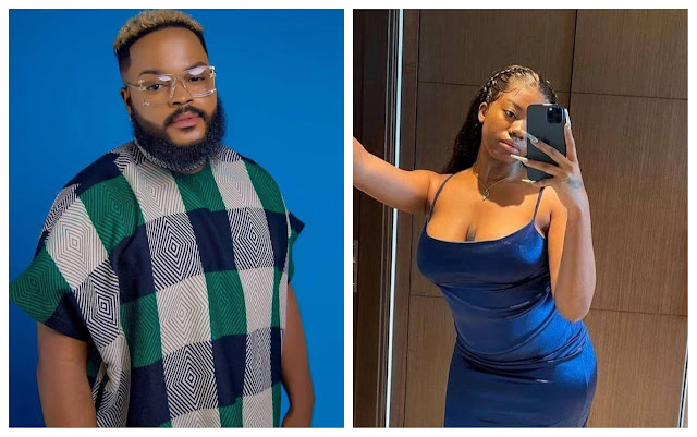 #BBNaija You're too exposed for your age – Whitemoney tells Angel