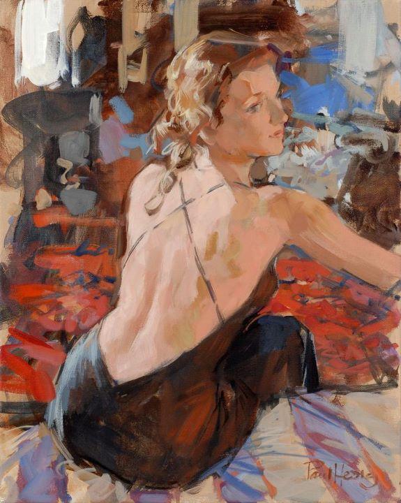 Artodyssey: Paul Hedley
