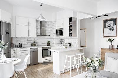 Desain dapur modern