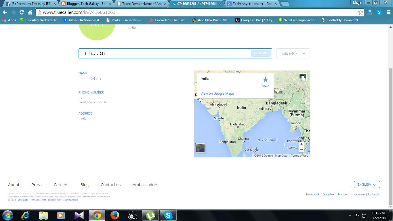 Caller ID Finder - Bangladesh