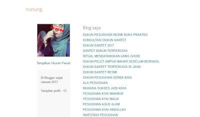 Niatnya Sih Cari Blogger Lamongan di Google eh Malah Ketemu Ginian