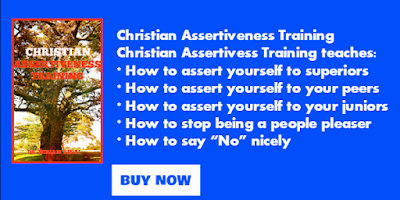 Christian assertiveness training