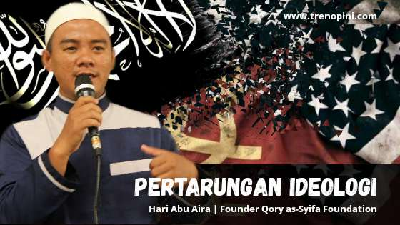 Hari Abu Aira | Founder Qory as-Syifa Foundation