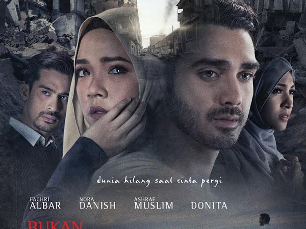 Film Bukan Cinta Malaikat Siap Tayang 13 Juli 2017