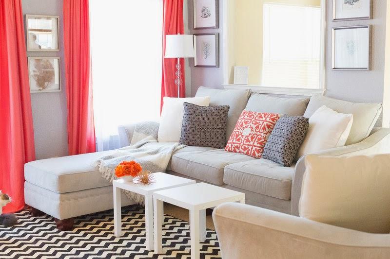 Ideas Para Combinar El Color Coral Decorar Mi Casa