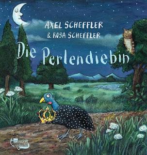 Die Perlendiebin ; Axel Scheffler ; Rosa Scheffler ; Rowohlt