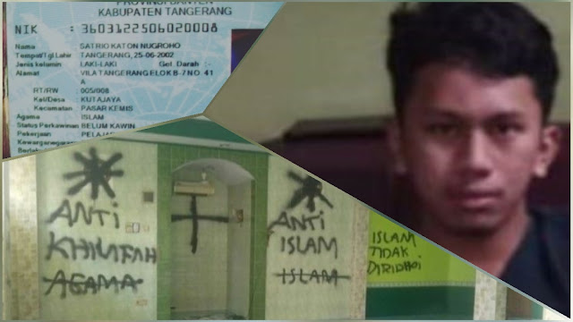 Kata Keluarga tentang Mahasiswa Pelaku Vandalisme Mushalla di Tangerang