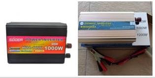 Inverter portable