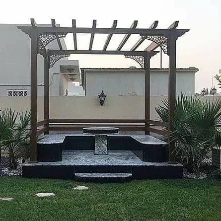 تصميم شلال منزلي في جدة شركة الشلالات الصناعية الكبري في جدة