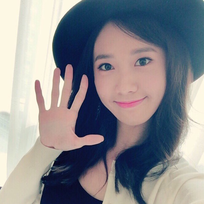SNSD's YoonA has finally joined Instagram! - Wonderful ...