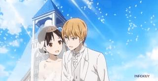 Kaguya Sama Season 2 - Romance 2020