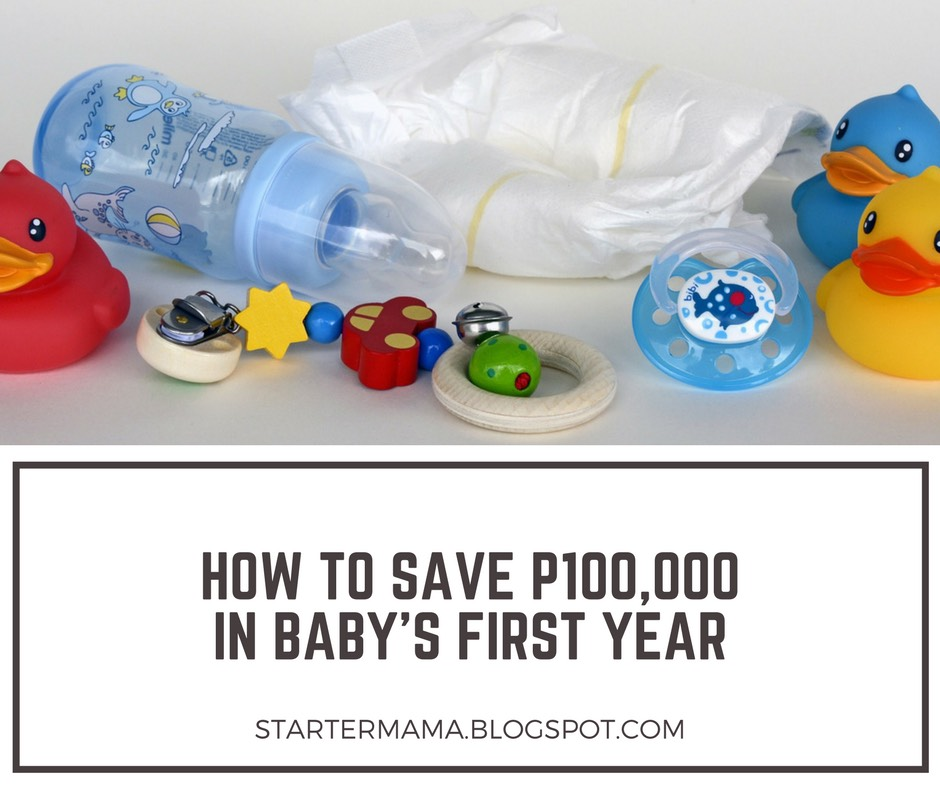 save one hundred thousand baby first year