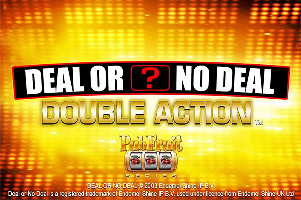 Main Gratis Slot Deal or No Deal Double Action (Blueprint Gaming)