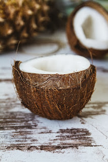 coconut, oil , health, benefit, skin, hair, weight, lose