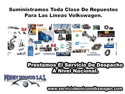Repuestos Volkswagen Bogota