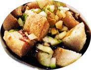 Empek-empek makanan khas Sumatra Selatan