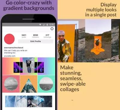 Cara membuat tampilan Instagram menjadi layout grid-1