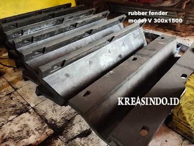 Daftar Harga Rubber Fender | Karet Bumper Loading dock