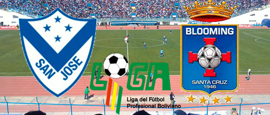 En vivo San José vs. Blooming