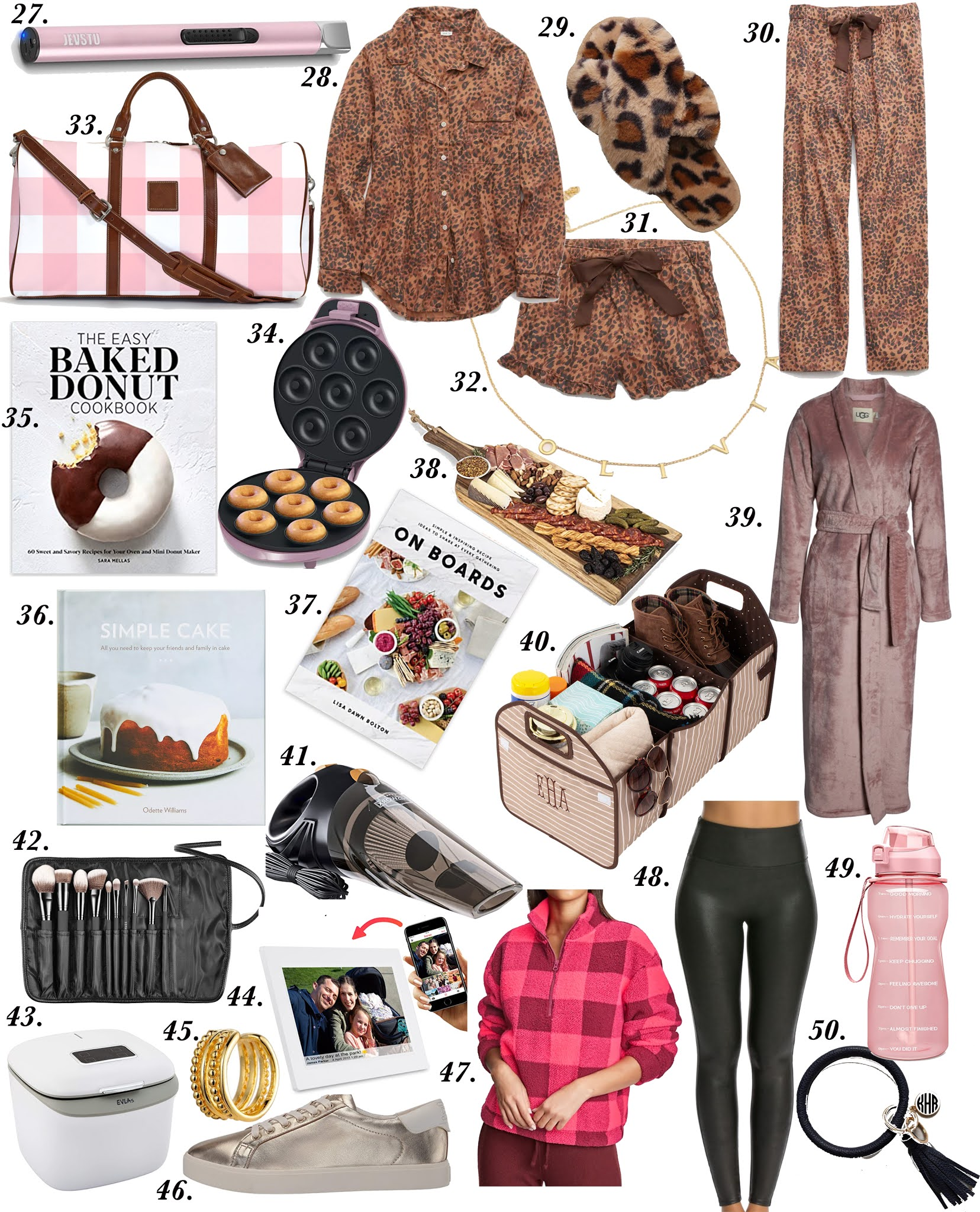 Gifts for Her + 2020 Cyber Sales - Something Delightful Blog #giftideas #giftguide2020 #giftsforher
