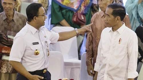 Curigai Anies Soal Permintaan Sumbangan ke Dubes Asing, Alifurrahman: Untuk Serang Jokowi