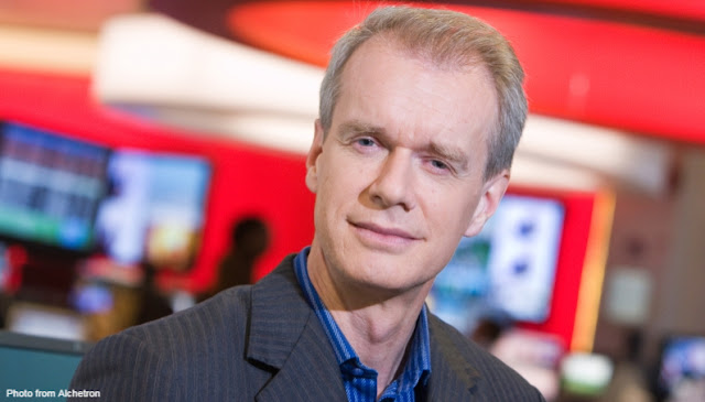 BBC's Stephen Sackur receives overwhelming support from Filipinos