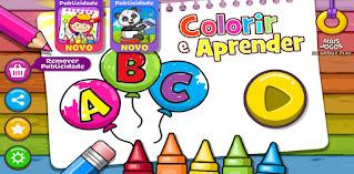 Aplicativo educativo para crianças GRÁTIS