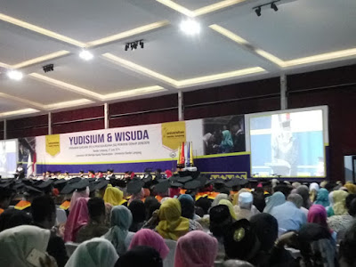 UBL Luluskan 786 Mahasiswa Periode Genap 2018/2019