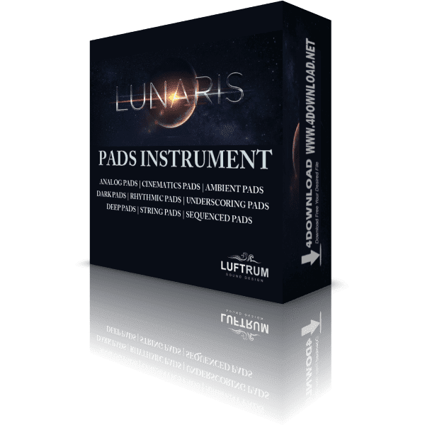Download Lunaris Pads Instrument KONTAKT Library
