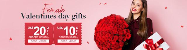 newchic 2021 Valentines day sale