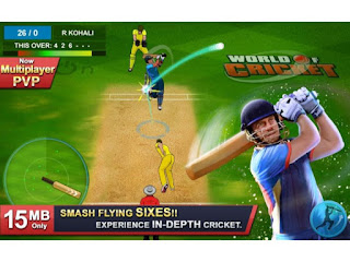 cricket games for andriod