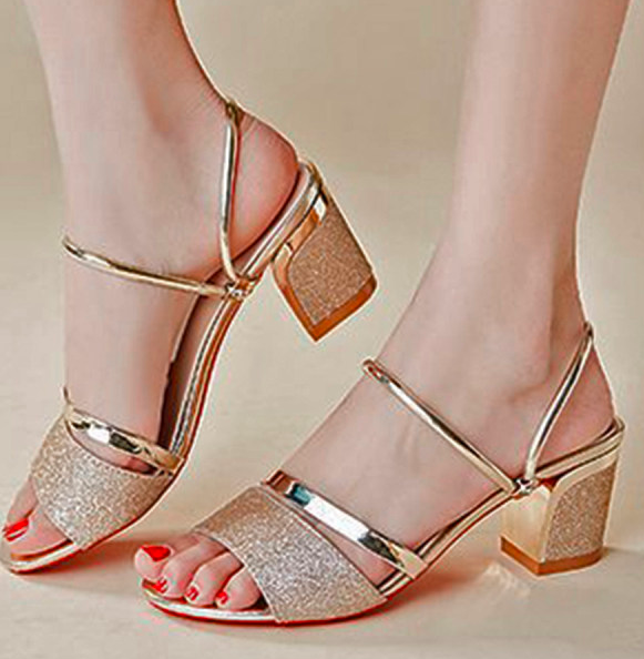 Show your Artistic and Fashionable Side with Strappy Heels and Cute Sandals
