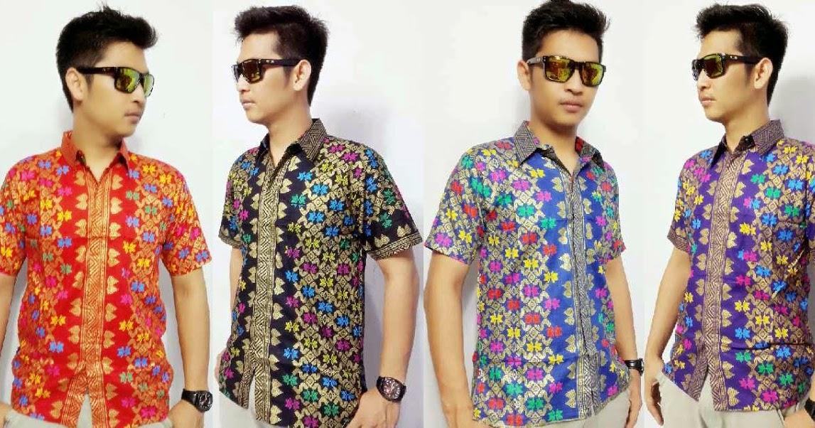 Mix And Match Model Kemeja Batik Pria dengan Item Fashion Lain Sesuai  dengan Acara Agar Tidak Salah Kostum 32fb06dc89